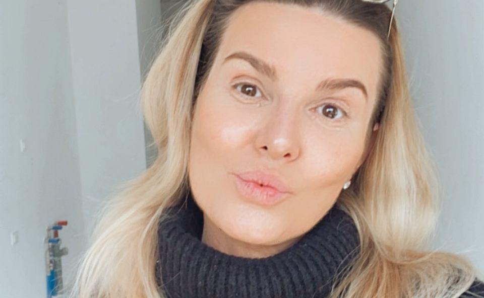 Hanna Lis przeszła metamorfozę pod okiem znanego fryzjera. Pasuje jej taki kolor włosów? (zdjęcie ilustracyjne)