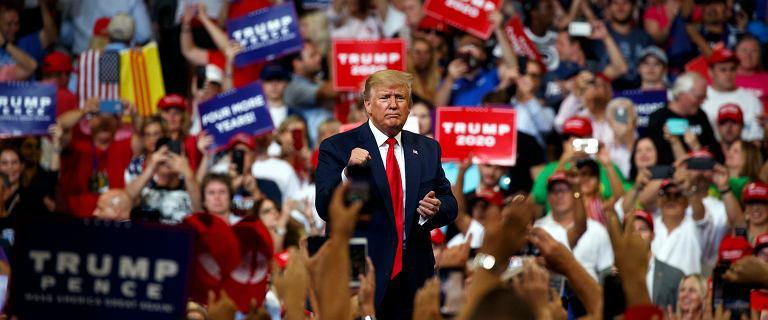 Trump rusza z kampanią: Głos na Demokratów to głos na radykalny socjalizm