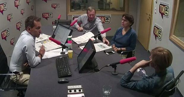 Gośćmi Piotra Kraśki byli: Bogusław Chrabota, Agnieszka Romaszewska-Guzy, dr Anna Materska-Sosnowska