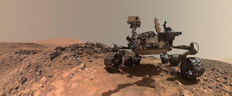 NASA odkryła na Marsie metan. Dowód na istnienie życia poza Ziemią?