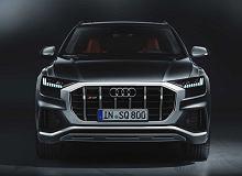 Audi SQ8 - pod maską V8, ale oczywiście na olej napędowy