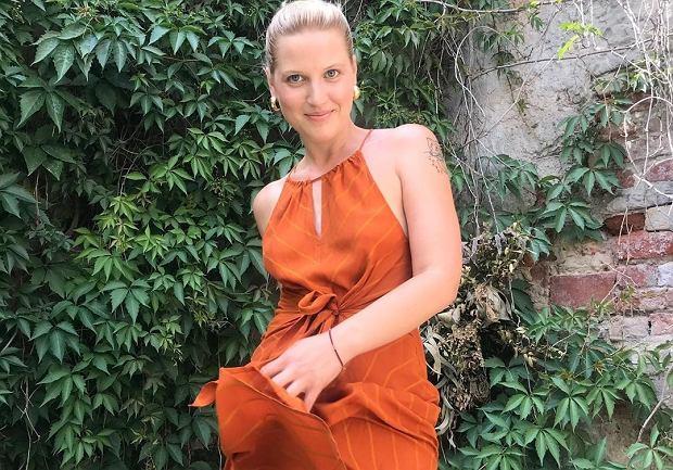 Aleksandra Domańska chce motywować kobiety, pokazując swoje nieidealne ciało
