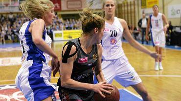 Tauron Basket Liga Kobiet: KSSSE AZS PWSZ Gorzów - Widzew Łódź 54:52 (19:15, 15:9, 8:12, 12:16)