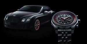 Zegarek z kolekcji Breitling for Bentley, moda męska, zegarki, Zegarki inspirowane motoryzacją