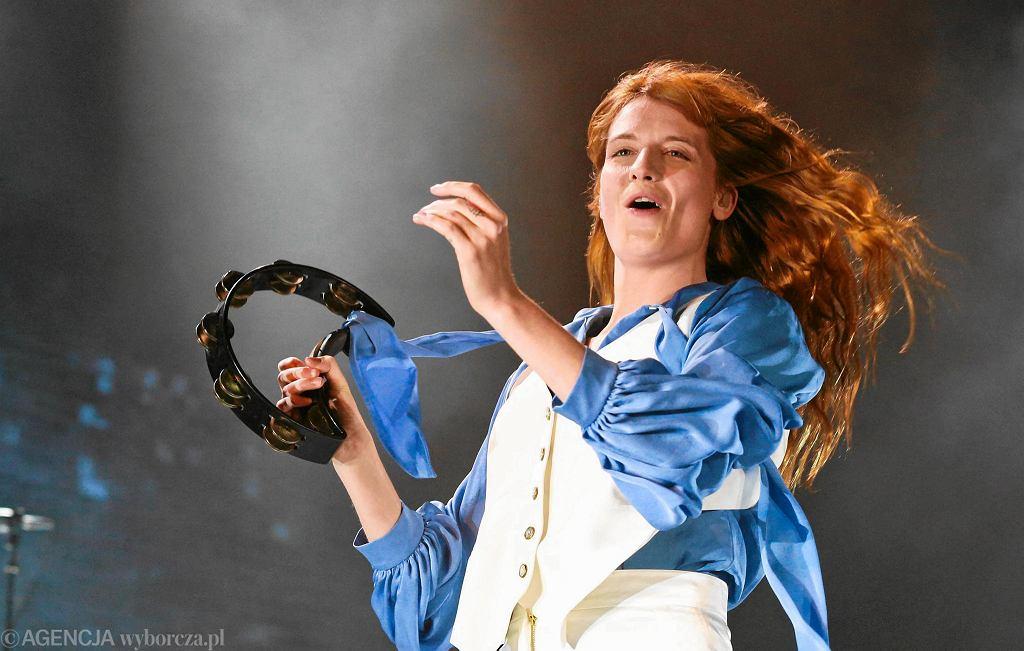 Florence and the Machine / MAŁGORZATA KUJAWKA