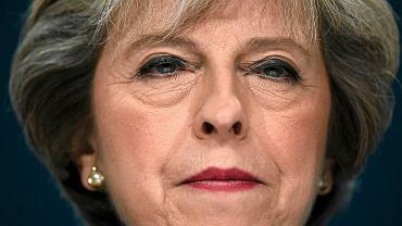 Brytyjska premier Theresa May, następczyni Davida Camerona