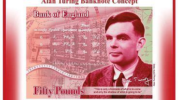 Koncept Banku Anglii