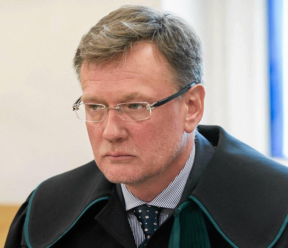 Prof. Piotr Kardas, kierownik Zakładu Prawa Karnego Porównawczego UJ, adwokat