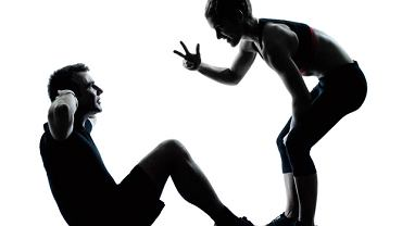 Ćwiczenia z trenerem osobistym