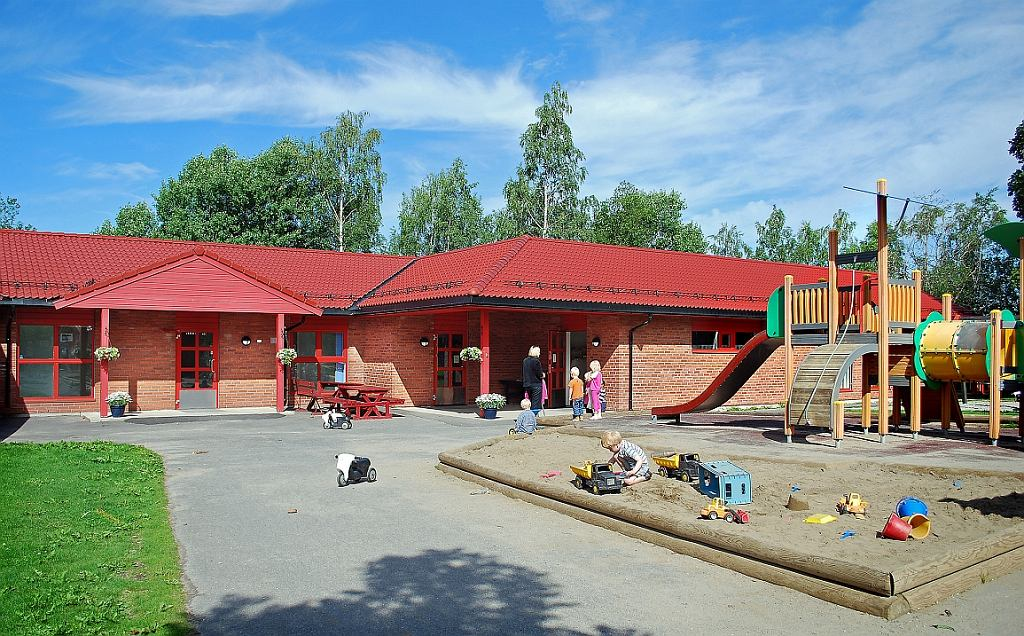 Przedszkole w Norwegii (fot. Frogn kommune/Flickr/CC BY_SA 2.0)