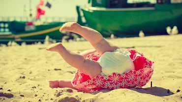 Plażowe triki, które powinni poznać nie tylko rodzice