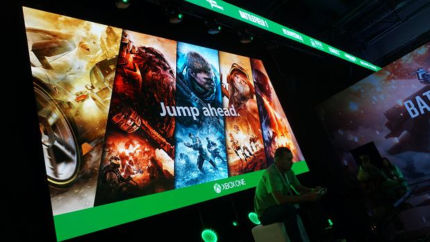 Strefa Xbox na T-Mobile Warsaw Games Week 2016