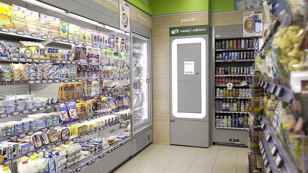 PickupHero - automat pocztowy Żabki