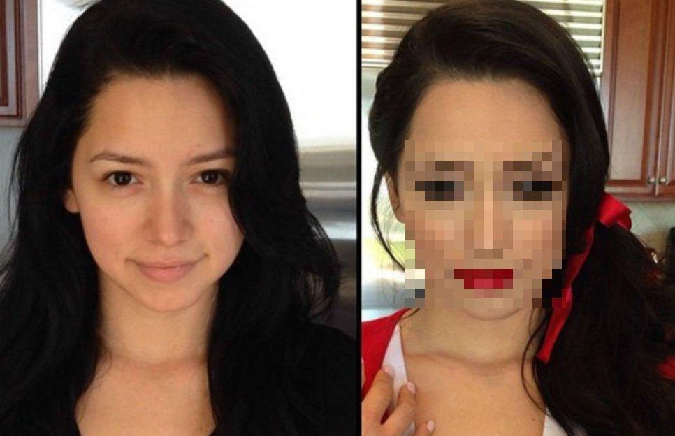 Pochodząca z Los Angeles wizażystka Melissa Murphy zaprosiła do niezwykłego projektu modelki Playboya. Na Instagramie zamieściła serie zdjęć prezentujących modelki bez makijażu i z pełną charakteryzacją. Metamorfozy robią piorunujące wrażenie - niektóry dziewczyny zmieniły się nie do poznania! Projekt robi furorę w sieci. Przekonajcie się, dlaczego.