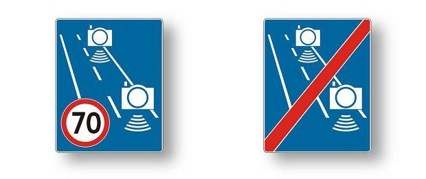 Ministerstwo Infrastruktury wprowadza dwa nowe znaki drogowe