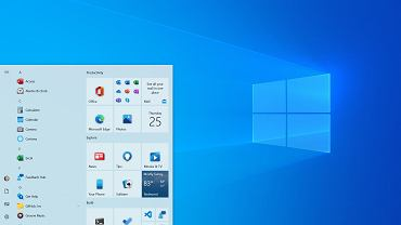 Nowy Menu Start w Windows 10