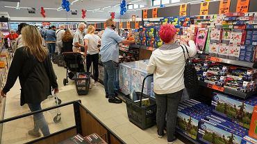 Boże Ciało 2021. Czy sklepy są otwarte? Gdzie zrobimy zakupy? (zdjęcie ilustracyjne)