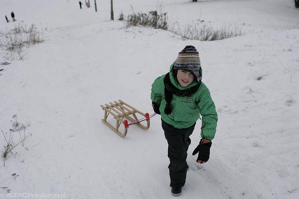 Ferie to najlepszy czas, żeby dzieci były aktywne fizycznie