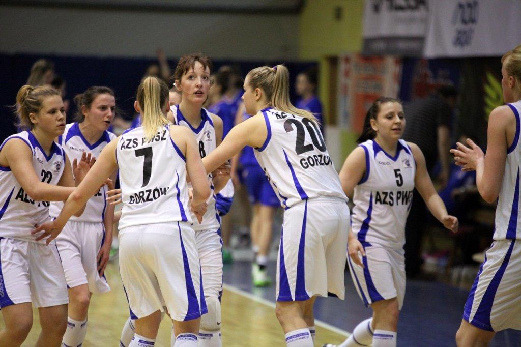 Koszykówka. Finały mistrzostw Polski U-20 w Gdyni 2014. Drużyna AZS PWSZ Gorzów
