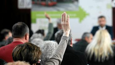 Katowice, pierwsze konsultacje w sprawie przebiegu planowanej linii tramwajowej na południe miasta