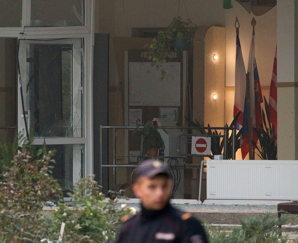 20 osób zginęło w ataku na szkołę w Kerczu na Krymie