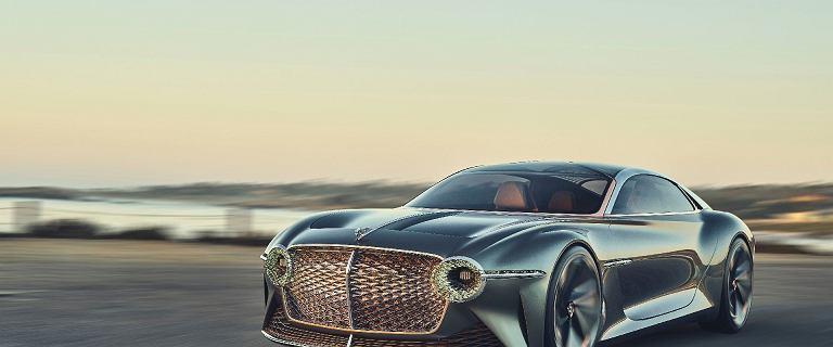 Bentley EXP 100 GT Concept. Imponująca wizja przyszłości