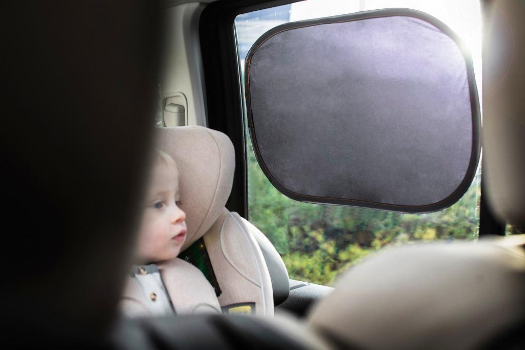 Komfort małego podróżnika jest bardzo ważny.
