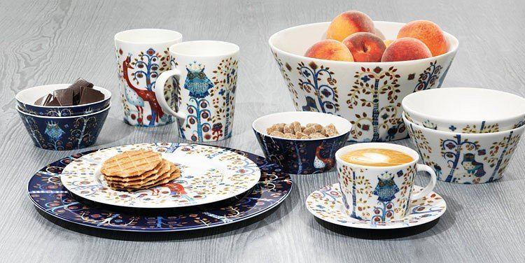 Porcelana Iittala Taika
