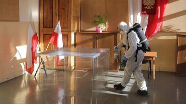 Wybory w czasie pandemii koronawirusa