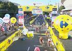 Dramatyczny wypadek na mecie I etapu Tour de Pologne. Jakobsen w śpiączce odwieziony do szpitala