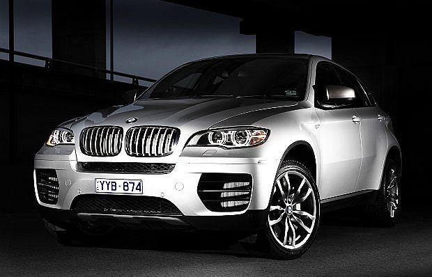 BMW X6 okazało się ogromnym sukcesem mark