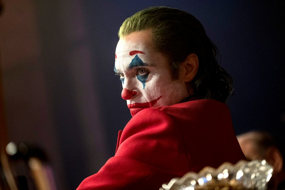 Joaquin Phoenix w filmie 'Joker'