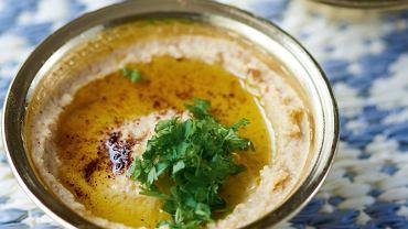Hummus - przepis podstawowy