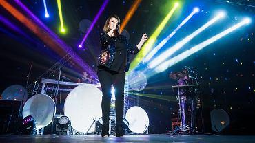 7.09. 2019, Wytwórnia w  Łodzi. Izabela Trojanowska zaśpiewała hit 'Jestem twoim grzechem'. Był to punkt zwrotny koncertu 'KAMP! HOT DANCE PARTY'