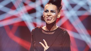 Agnieszka Chylińska podczas TOP OF THE TOP Festival Sopot w 2017 r.