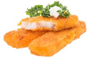 Ile jest ryby w rybie? W paluszkach rybnych około połowy składu stanowi ryba, a reszta to...