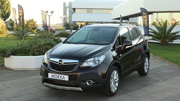 Opel Mokka zjeżdża z linii produkcyjnej w Saragossie
