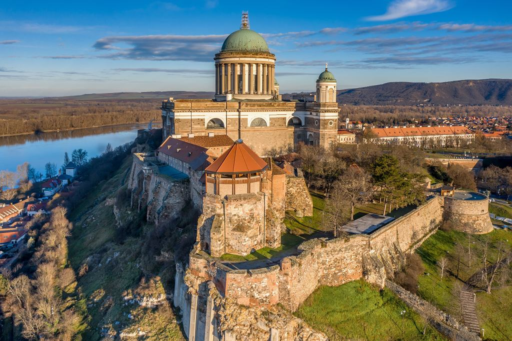 Ostrzyhom, pierwsza stolica Węgier