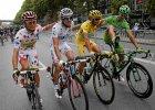 Wyścig Dookoła Flandrii. Zobacz wyjątkowe nagrania z wnętrza kolarskiego peletonu