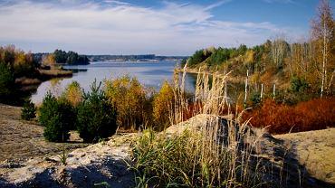 Po zamianie kopalni węgla w akweny powstało Pojezierze Łużyckie