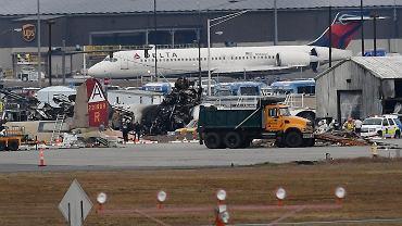 USA. Katastrofa zabytkowego samolotu Boeing 17. Zginęło co najmniej 7 osób