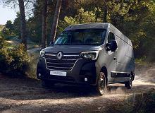 Jeden samochód w wielu wydaniach. Renault Master oferuje wiele praktycznych wcieleń