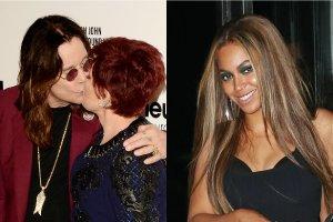 Sharon i Ozzy Osbourne, Beyonce