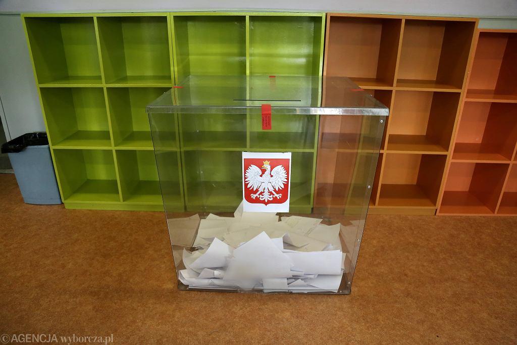 Wybory parlamentarne 2019