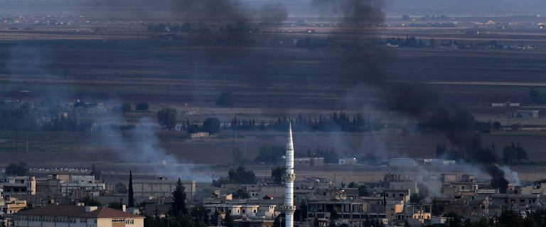 Donald Trump żąda od Turcji wstrzymania ognia w Syrii oraz nakłada sankcje