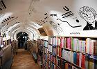 Najstarsza polska księgarnia w nowej odsłonie. Z literackim muralem i salonikami noblistów