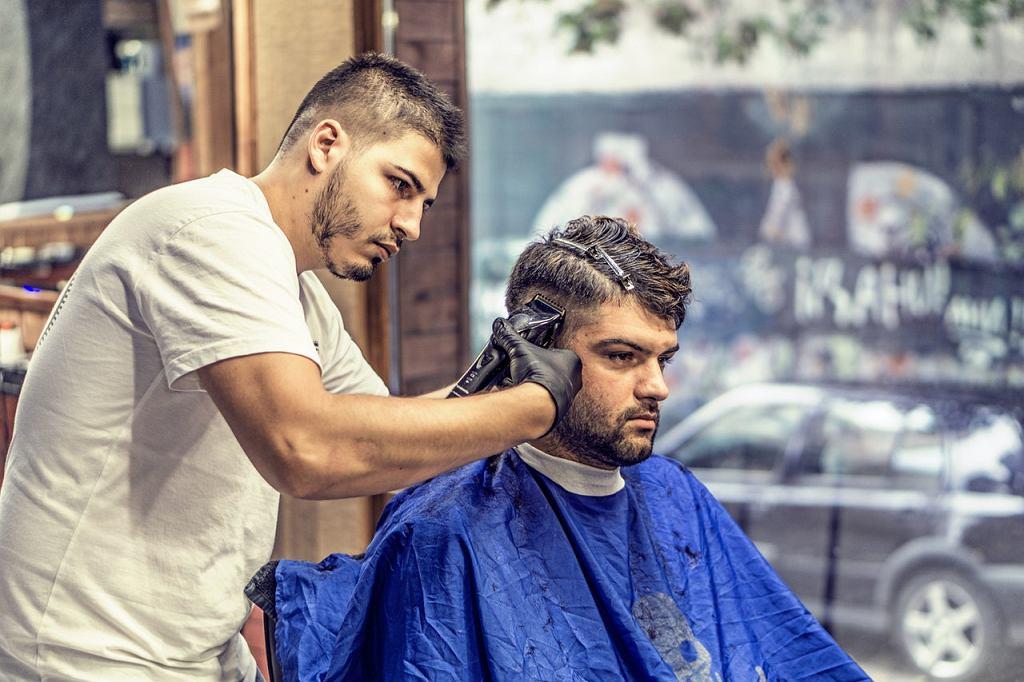 Barber w Warszawie