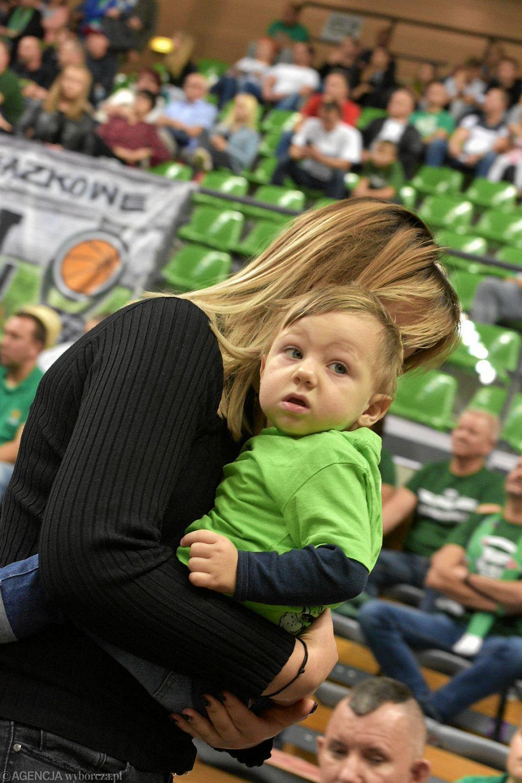 Zdjęcie numer 93 w galerii - Bez niespodzianek, CSKA dała Stelmetowi lekcję koszykówki [ZDJĘCIA]