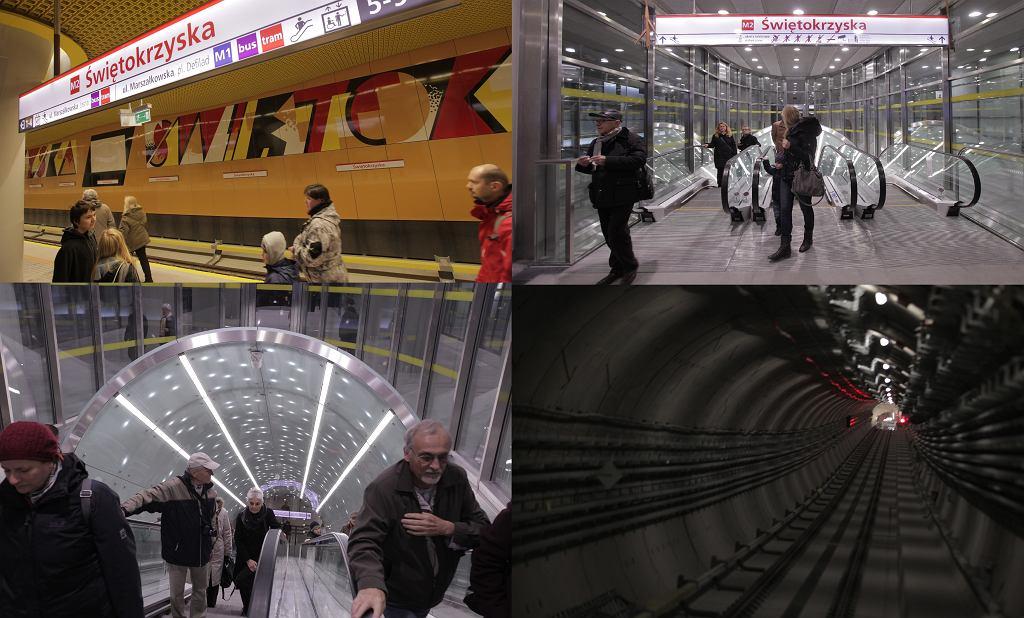 Nowe stacje metra