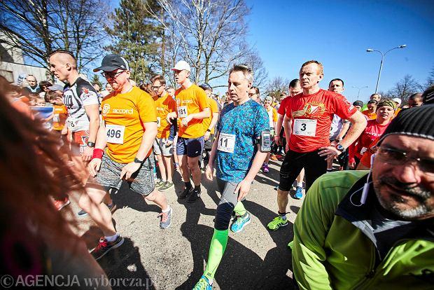 Zdjęcie numer 67 w galerii - Otwarcie sezonu biegowego w Łodzi.
